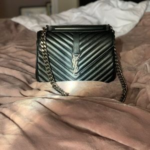 YSL medium college bag
